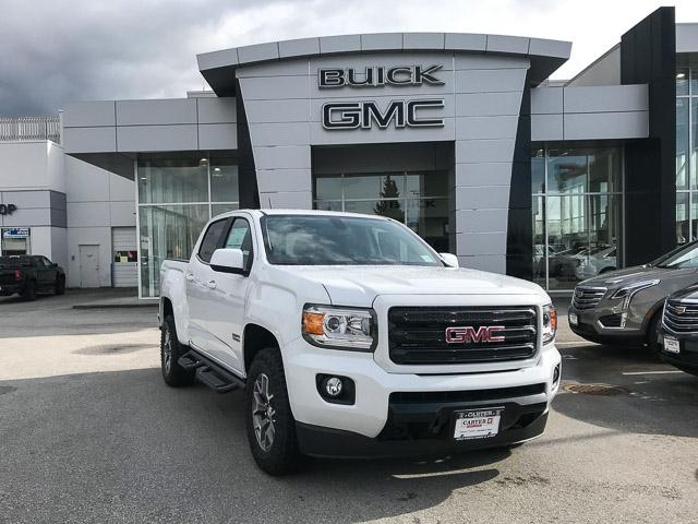 2019 GMC Canyon All Terrain w/Cloth (Stk: 9CN48110) in North Vancouver - Image 2 of 13