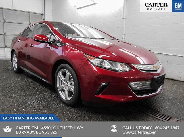 2019 Chevrolet Volt LT (Stk: V9-27110) in Burnaby - Image 1 of 12
