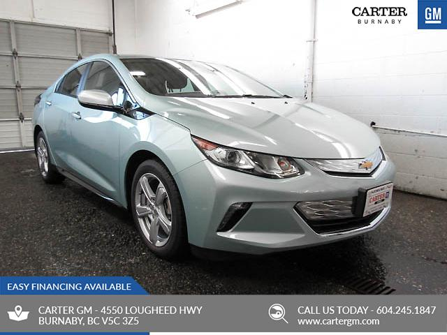 2019 Chevrolet Volt LT (Stk: V9-74640) in Burnaby - Image 1 of 12