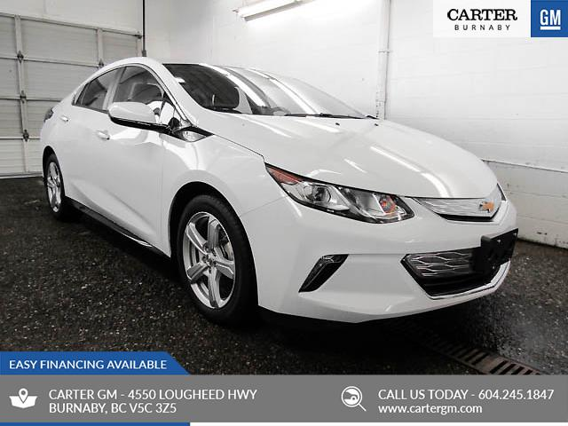 2019 Chevrolet Volt LT (Stk: V9-90250) in Burnaby - Image 1 of 12