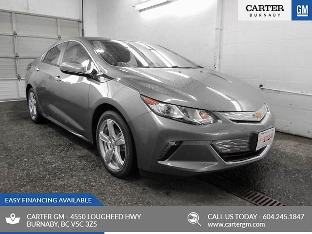 2019 Chevrolet Volt LT (Stk: V9-91070) in Burnaby - Image 1 of 12