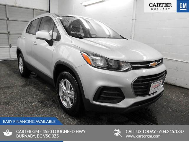 2019 Chevrolet Trax LS (Stk: T9-38180) in Burnaby - Image 1 of 12