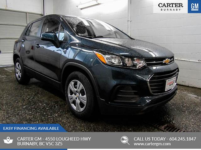 2019 Chevrolet Trax LS (Stk: T9-85210) in Burnaby - Image 1 of 12