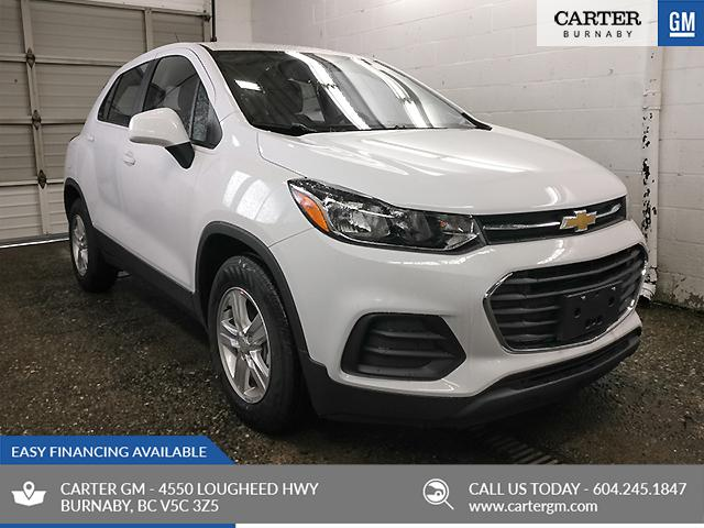 2019 Chevrolet Trax LS (Stk: T9-97420) in Burnaby - Image 1 of 12