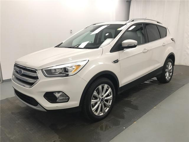 2017 Ford Escape Titanium (Stk: 203251) in Lethbridge - Image 1 of 29