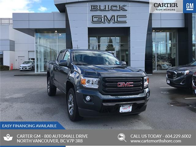 2019 GMC Canyon All Terrain w/Cloth (Stk: 9CN79130) in North Vancouver - Image 1 of 14