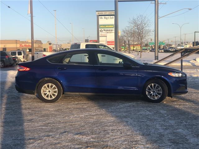 2016 Ford Fusion S (Stk: A2525) in Saskatoon - Image 5 of 17