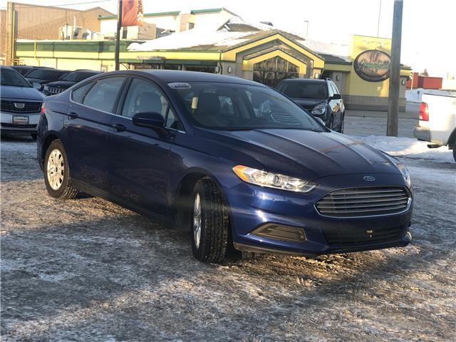 2016 Ford Fusion S (Stk: A2525) in Saskatoon - Image 6 of 17