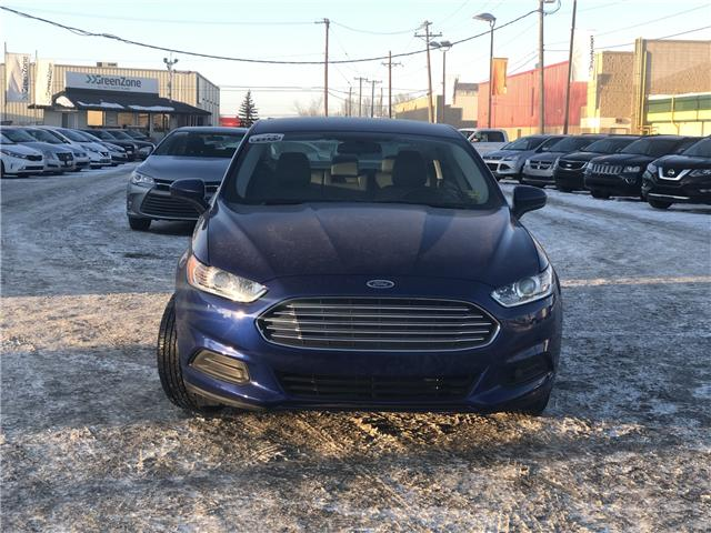 2016 Ford Fusion S (Stk: A2525) in Saskatoon - Image 7 of 17