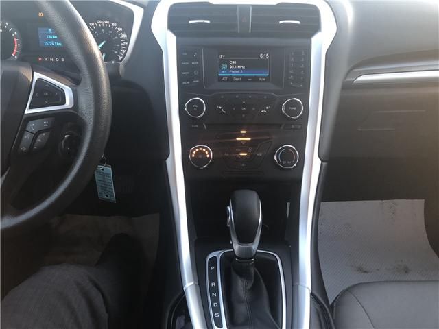 2016 Ford Fusion S (Stk: A2525) in Saskatoon - Image 16 of 17