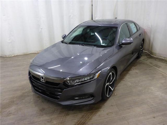 2019 Honda Accord Sport 2.0T (Stk: 1944010) in Calgary - Image 3 of 28