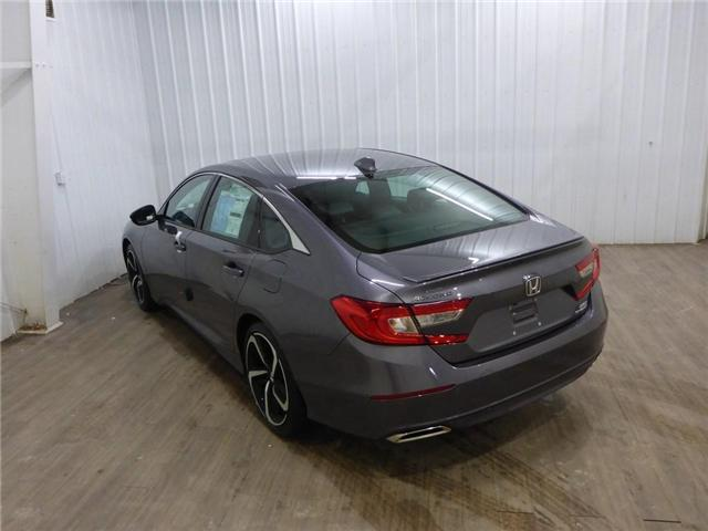 2019 Honda Accord Sport 2.0T (Stk: 1944010) in Calgary - Image 5 of 28