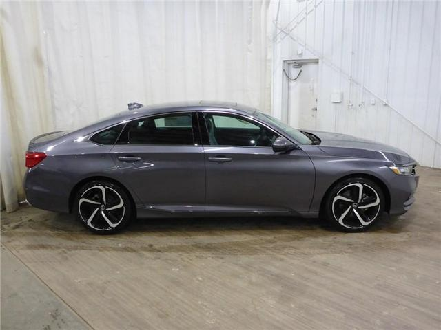2019 Honda Accord Sport 2.0T (Stk: 1944010) in Calgary - Image 8 of 28
