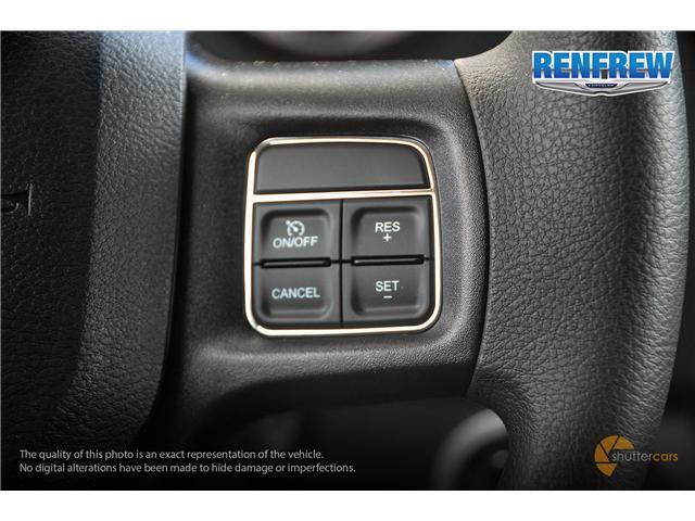 2019 RAM 1500 Classic ST (Stk: K103) in Renfrew - Image 20 of 20
