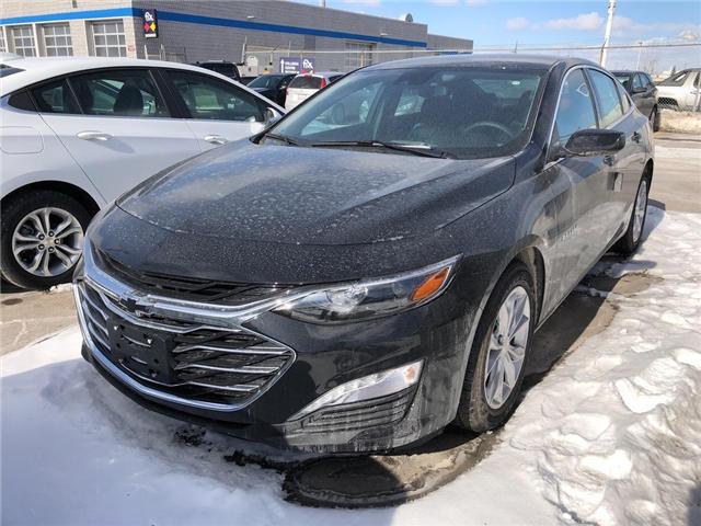 2019 Chevrolet Malibu Hybrid Base (Stk: 170785) in BRAMPTON - Image 1 of 5