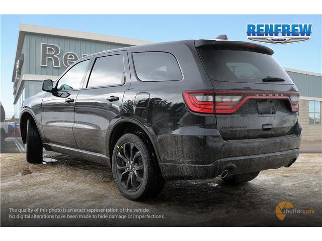 2019 Dodge Durango SXT (Stk: K123) in Renfrew - Image 4 of 20