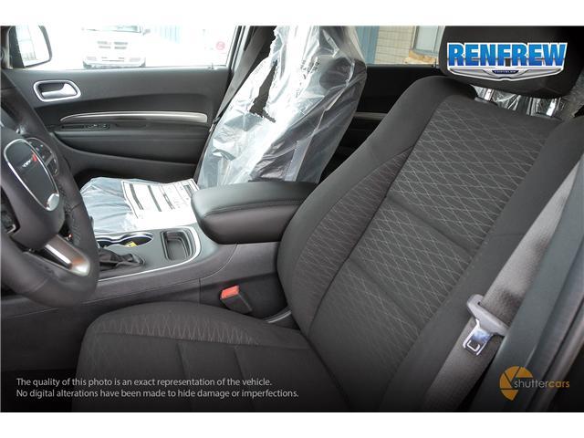 2019 Dodge Durango SXT (Stk: K123) in Renfrew - Image 9 of 20