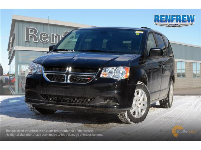 2019 Dodge Grand Caravan CVP/SXT (Stk: K145) in Renfrew - Image 1 of 20