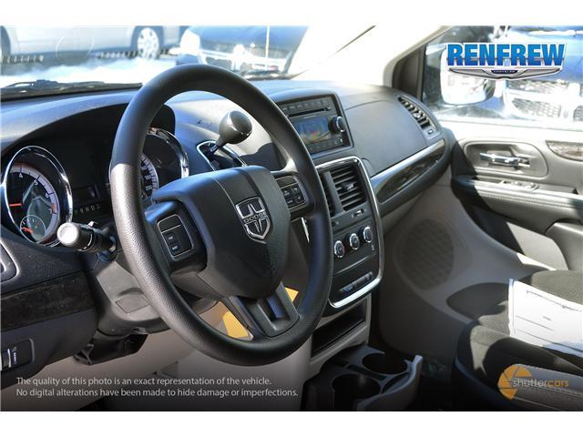 2019 Dodge Grand Caravan CVP/SXT (Stk: K145) in Renfrew - Image 11 of 20