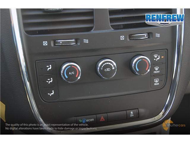 2019 Dodge Grand Caravan CVP/SXT (Stk: K145) in Renfrew - Image 17 of 20