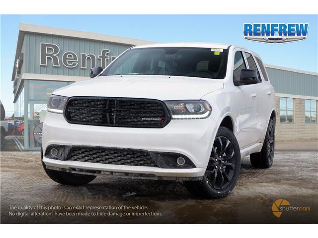 2019 Dodge Durango SXT (Stk: K149) in Renfrew - Image 1 of 20