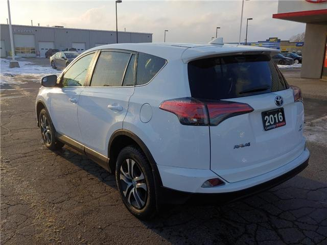2016 Toyota RAV4  (Stk: P0054740) in Cambridge - Image 8 of 13