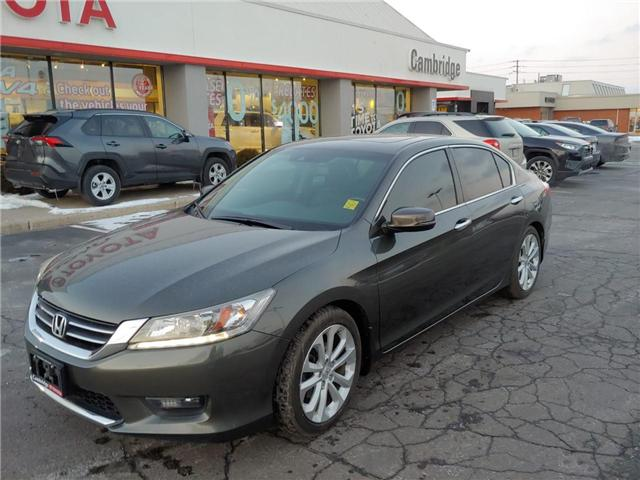 2015 Honda Accord Touring (Stk: 1809182) in Cambridge - Image 2 of 15