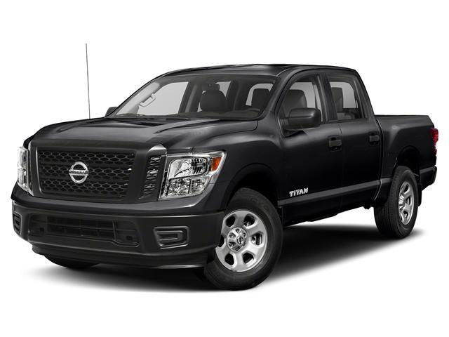 2018 Nissan Titan SL Midnight Edition (Stk: N20040) in Guelph - Image 1 of 9