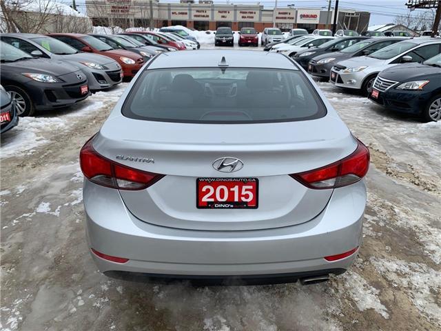 2015 Hyundai Elantra GLS (Stk: 301574) in Orleans - Image 3 of 26