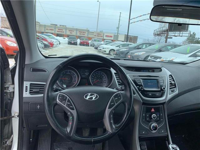 2015 Hyundai Elantra GLS (Stk: 301574) in Orleans - Image 10 of 26
