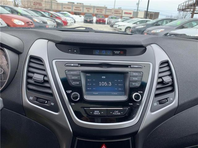 2015 Hyundai Elantra GLS (Stk: 301574) in Orleans - Image 19 of 26
