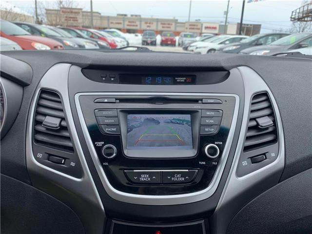2015 Hyundai Elantra GLS (Stk: 301574) in Orleans - Image 20 of 26