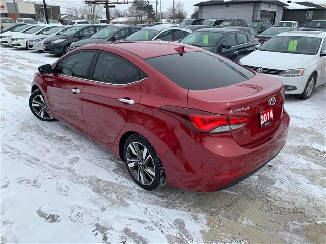 2014 Hyundai Elantra Limited (Stk: 159318) in Orleans - Image 2 of 29