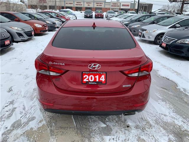 2014 Hyundai Elantra Limited (Stk: 159318) in Orleans - Image 3 of 29
