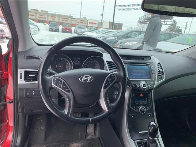 2014 Hyundai Elantra Limited (Stk: 159318) in Orleans - Image 11 of 29