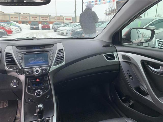 2014 Hyundai Elantra Limited (Stk: 159318) in Orleans - Image 12 of 29