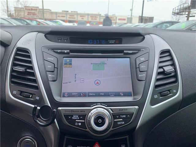 2014 Hyundai Elantra Limited (Stk: 159318) in Orleans - Image 20 of 29