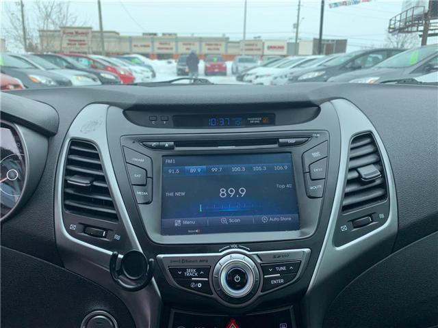 2014 Hyundai Elantra Limited (Stk: 159318) in Orleans - Image 22 of 29