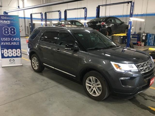 2018 Ford Explorer XLT (Stk: MX1029) in Toronto, Ajax, Pickering - Image 1 of 20