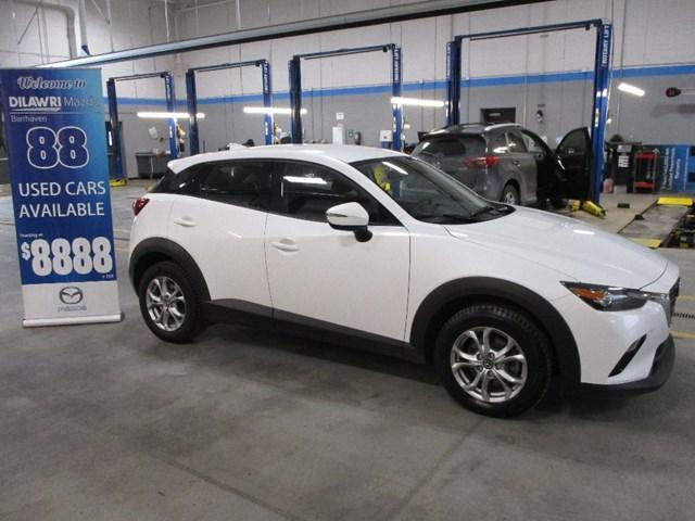 2019 Mazda CX-3 GS (Stk: MX1049) in Toronto, Ajax, Pickering - Image 1 of 20