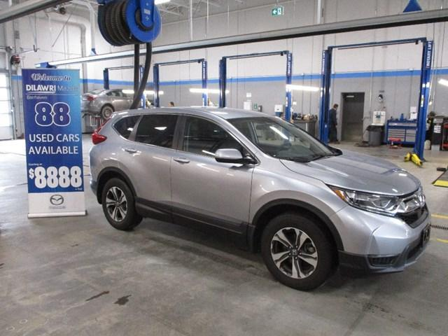 2018 Honda CR-V LX (Stk: MX1055) in Toronto, Ajax, Pickering - Image 1 of 20