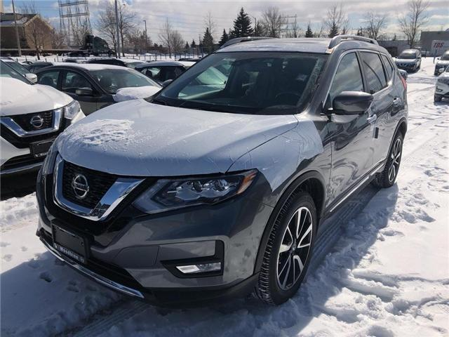 2019 Nissan Rogue SL (Stk: RO19-132) in Etobicoke - Image 1 of 5