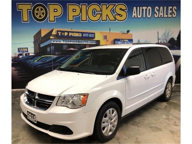 2016 Dodge Grand Caravan SE/SXT (Stk: 139462) in NORTH BAY - Image 1 of 28