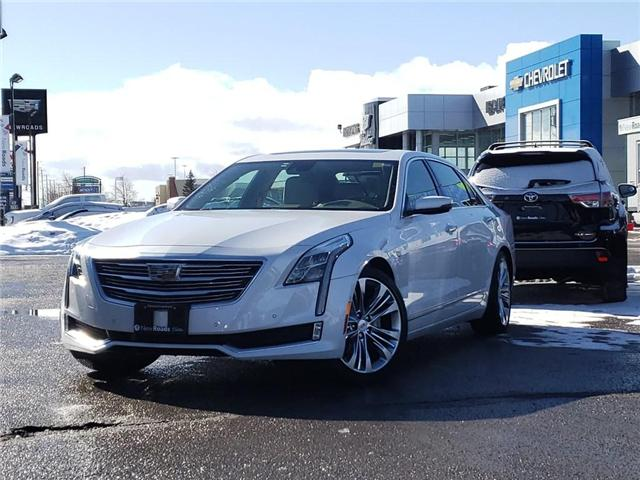 2016 Cadillac CT6 3.6L Platinum (Stk: R402931A) in Newmarket - Image 1 of 30
