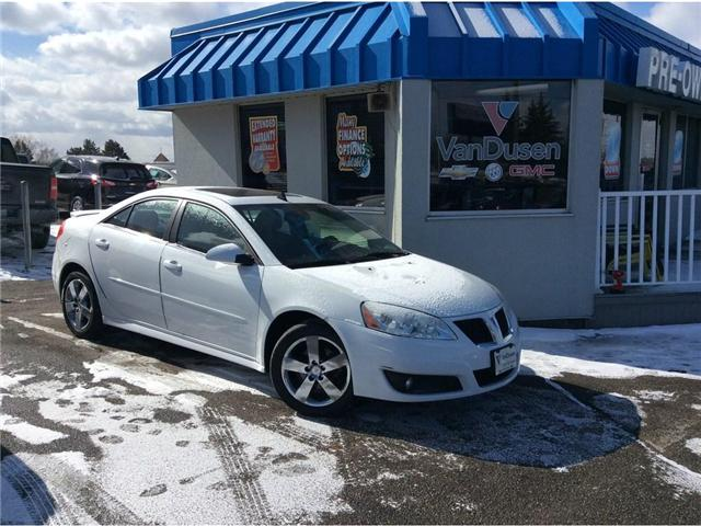 2010 Pontiac G6 SE (Stk: B7278B) in Ajax - Image 1 of 24