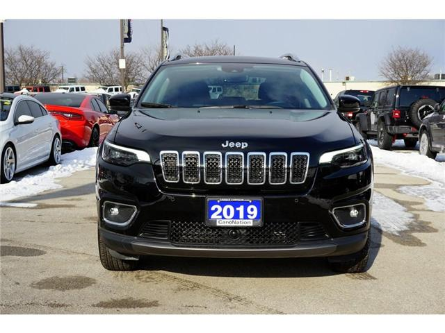 2019 Jeep Cherokee 2.0 LIMITED| TECH / SAFETYTEC / TOW PKG & MORE (Stk: K604A) in Burlington - Image 2 of 30