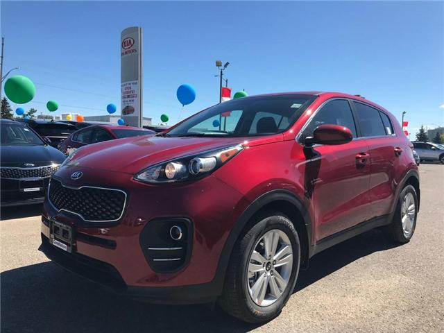2019 Kia Sportage LX FWD | $162 BI-WEEKLY | BACK-UP CAM | (Stk: NOU7) in Georgetown - Image 2 of 26