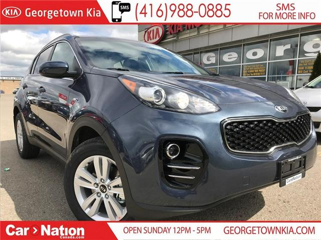 2019 Kia Sportage LX AWD | $175 BI-WEEKLY | BACK-UP CAMERA | (Stk: NOU10) in Georgetown - Image 1 of 27