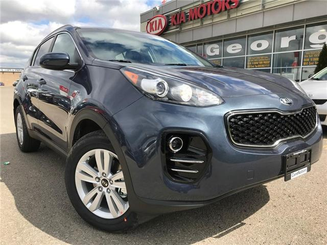 2019 Kia Sportage LX AWD | $175 BI-WEEKLY | BACK-UP CAMERA | (Stk: NOU10) in Georgetown - Image 2 of 27
