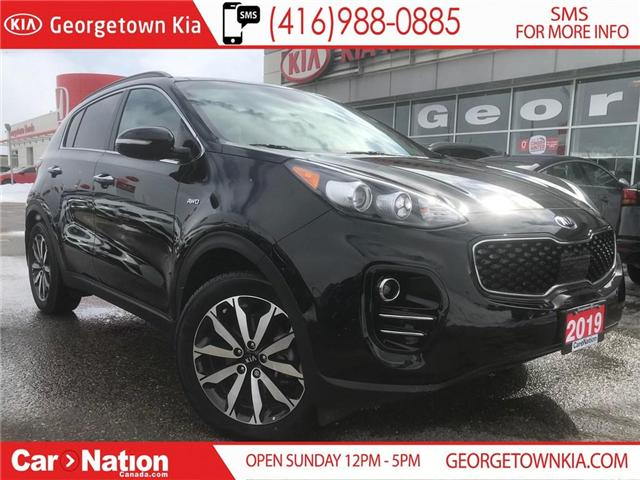 2019 Kia Sportage EX PREMIUM | DEMO | SAVE $$$ | (Stk: DEMOSXP) in Georgetown - Image 1 of 30